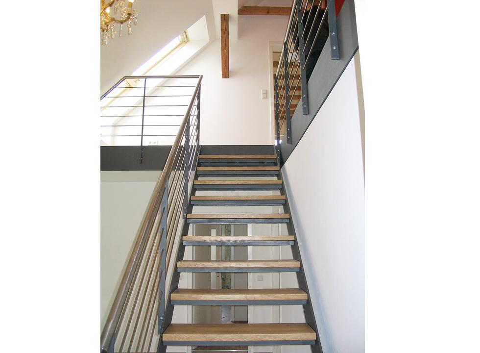 Bekannt Umbau Zweifamilienhaus, Essen SI34